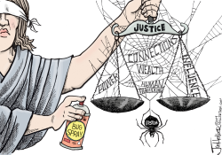 Jeffery Epstein by Joe Heller