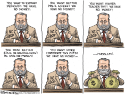 LOCAL NC GOP Priorities by Kevin Siers