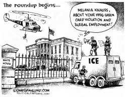ICE roundup begins by Dave Granlund