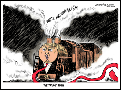 Trump Train by J.D. Crowe