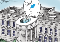 Nasty Tweets by Joe Heller