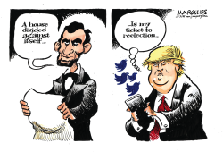 Trump Reelection Strategy by Jimmy Margulies