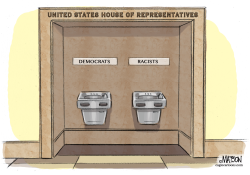 New Partisan Divide in Congress by RJ Matson
