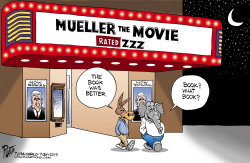 Mueller the Movie by Bruce Plante