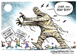 Petition to move Halloween by Dave Granlund