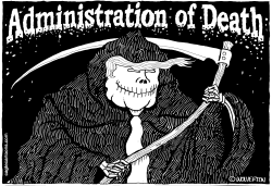 Administration of Death by Wolverton