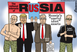 Russian assets by Steve Greenberg