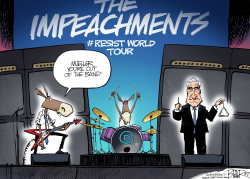 The Impeachments by Nate Beeler