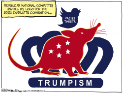 RNC 2020 Convention by Kevin Siers