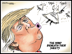 Trump Wind by J.D. Crowe