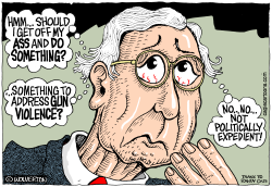 McConnell Quandary by Wolverton