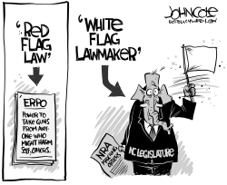 LOCAL NC Red Flag Laws by John Cole