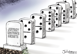Epstein Death by Joe Heller