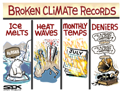 Global Records by Steve Sack