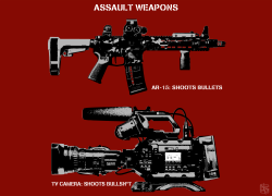 Assault Weapons by NEMØ