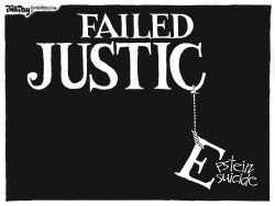 Failed Justice by Bill Day