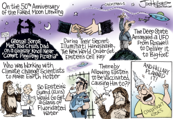Conspiracies by Joe Heller