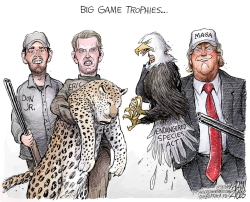 Endangered Species Act by Adam Zyglis
