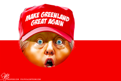 Make Greenland great again by Bart van Leeuwen