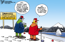 Trump and Greenland by Bruce Plante