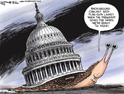 Mollusk Mitch by Kevin Siers