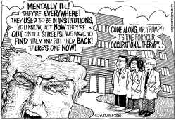 Mental Institutions by Wolverton