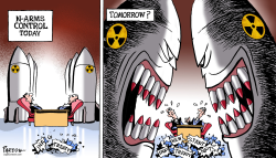 N-Arms control by Paresh Nath