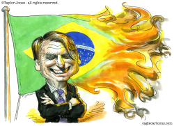 Jair Bolsonaro by Taylor Jones