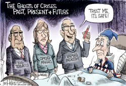 Lawsuits by Joe Heller