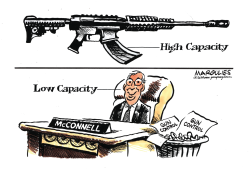 High capacity magazines by Jimmy Margulies