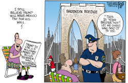 Mexico will pay for the wall by Bruce Plante
