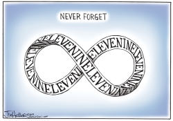 Never Forget by Joe Heller