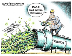 Clean water rules repealed by Dave Granlund