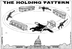 The Holding Pattern by Wolverton