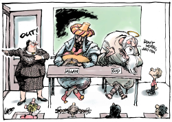 Religion has no place in the classroom by Jos Collignon