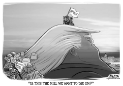 Defending Trump by RJ Matson