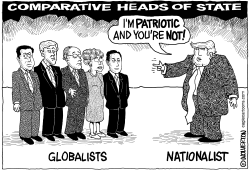 Comparative Heads of State by Wolverton