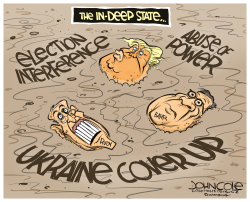 The In Deep State by John Cole