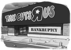 Tax Cut Bankruptcy by RJ Matson