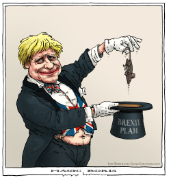 magic boris by Joep Bertrams