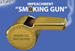 Impeachment Smoking Gun by Jeff Darcy