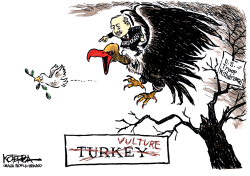 When is a Turkey not a Turkey? by Jeff Koterba