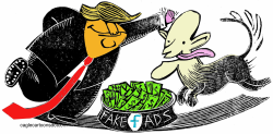 Trump's Facebook Lapdog by Randall Enos