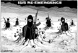 ISIS Reemergence by Wolverton