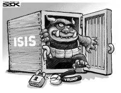 ISIS Escape by Steve Sack