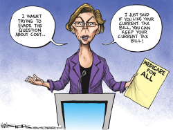 Warren's Medicare for All by Kevin Siers