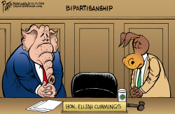 RIP Rep Elijah Cummings by Bruce Plante