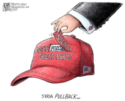 Pullback by Adam Zyglis