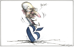 Yves Blanchet and the return of the Bloc Quebecois by Dale Cummings