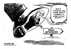 Syria withdrawal by Jimmy Margulies